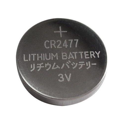 Батарейка  CR2477 литиевый элемент питания 3V