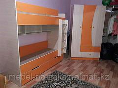 Кровать детская двухярусная, фото 2