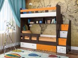 Кровать детская двухярусная, фото 3