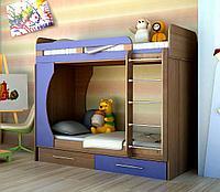 Кровать детская двухярусная, фото 1