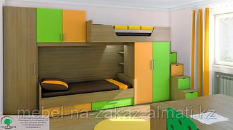Детская мебель на заказ, фото 2