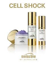 Cell Shock- серия для зрелой кожи, предотвращает и замедляет естественное старение кожи