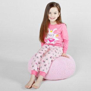 """Тонкая пижама для девочек """"СуперГерои"""""""