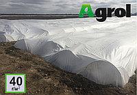 Укрывной материал Agrol - 40 (6,3 * 100)