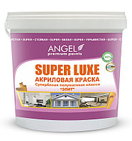 "Водоэмульсионная краска ""Angel Super Luxe"" 1 кг"