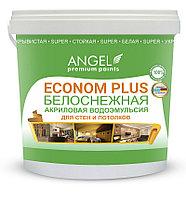 """Водоэмульсионная краска """"Angel"""" Econom Plus 1,5 кг"""