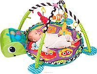 Развивающий коврик-манеж Fitch Baby Черепашка, фото 1