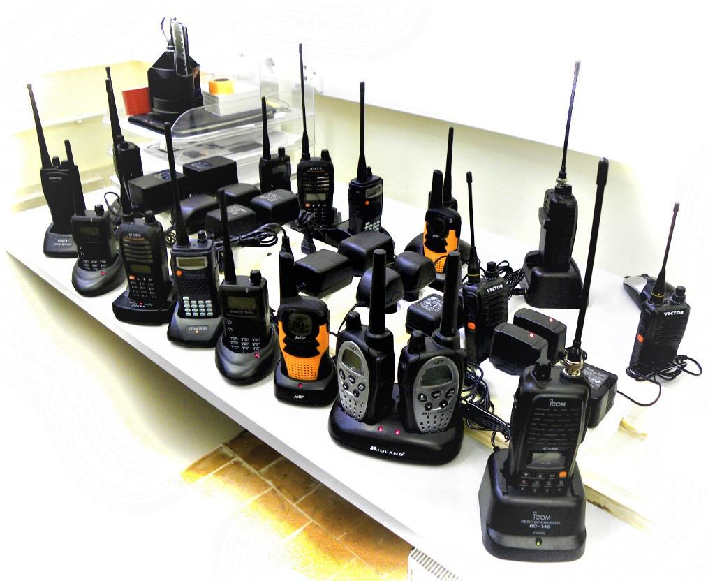 Диагностика радиостанции Motorola и Kenwood
