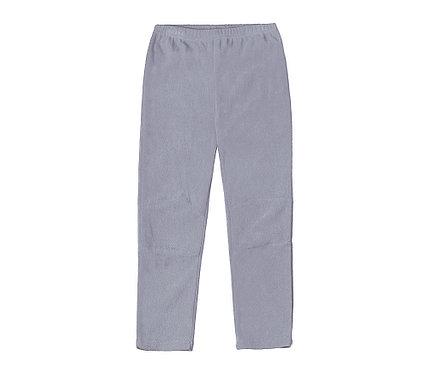 Флисовые брюки детские Crockid серый