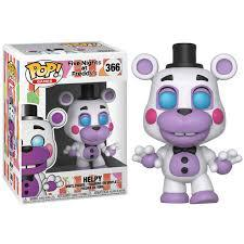 "Funko POP! Games ""Five Nights at Freddy's"" Виниловая Фигурка Хелпи (Helpy) №366"