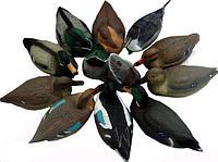 Набор подсадных уток Весенний (12 штук)