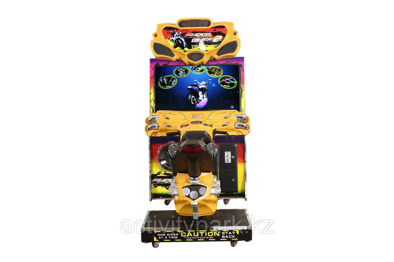 Игровой автомат - Super bike 2