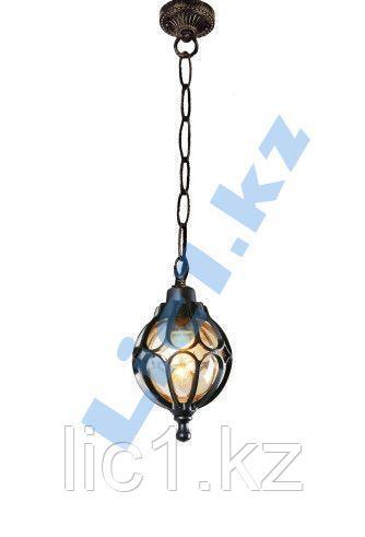 Подвесной садово - парковый светильник