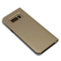 Чехол Clear View Standing Cover Samsung Galaxy S7 Edge, фото 3