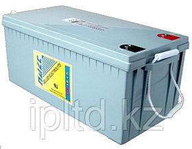 Гелевая аккумуляторная батарея 12 В/230 Ач. Haze HZY12-230