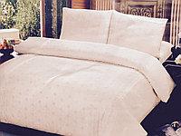 """Двуспальный комплект постельного белья с вышивкой, """"Maison D'or""""."""