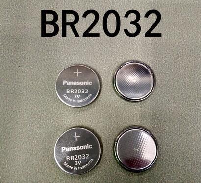 Батарейка литиевая Panasonic BR2032