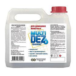 Средство дезинфицирующее VET CLEAN Мультидез 10 (20 кг)