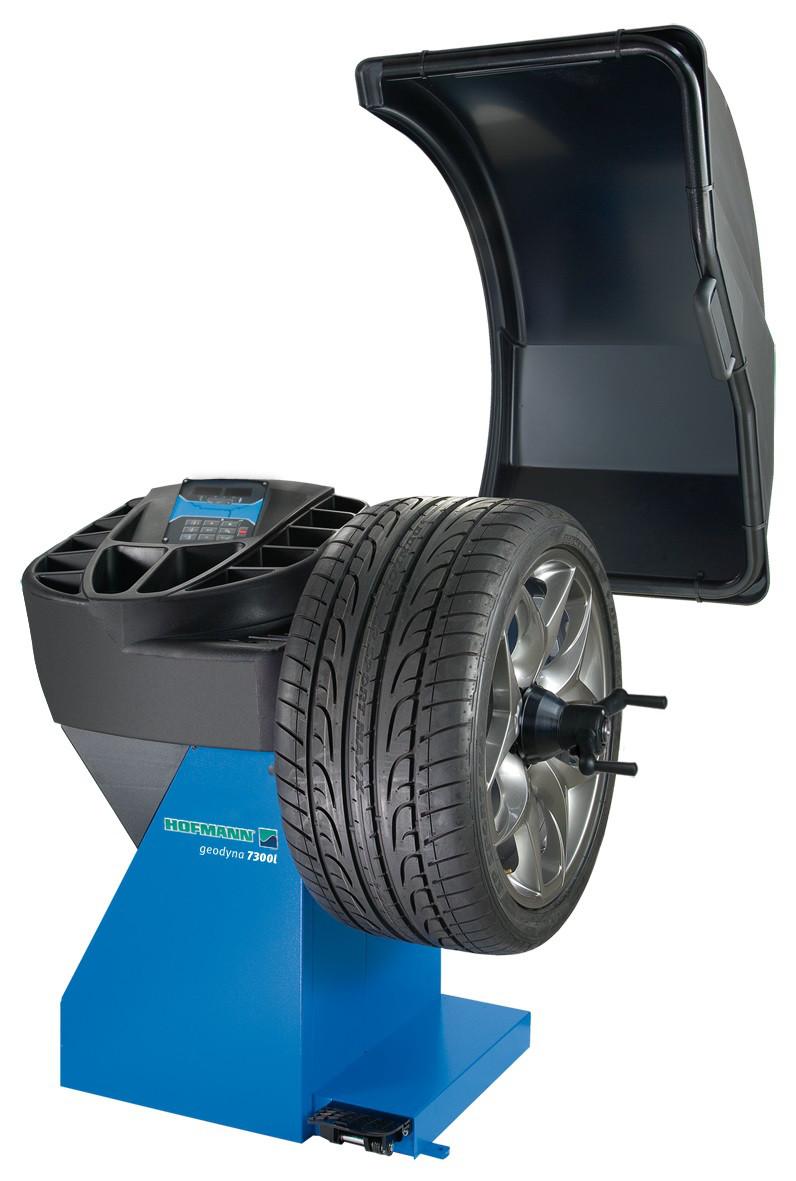 Станок балансировочный Geodyna 7300 L
