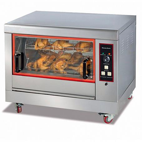 Гриль карусельный электрический EB-268 Roal (1010х630х800 мм, 6кВт, 12-16 кур)