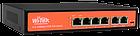 Коммутатор Wi-Tek WI-PS505V с PoE, фото 2