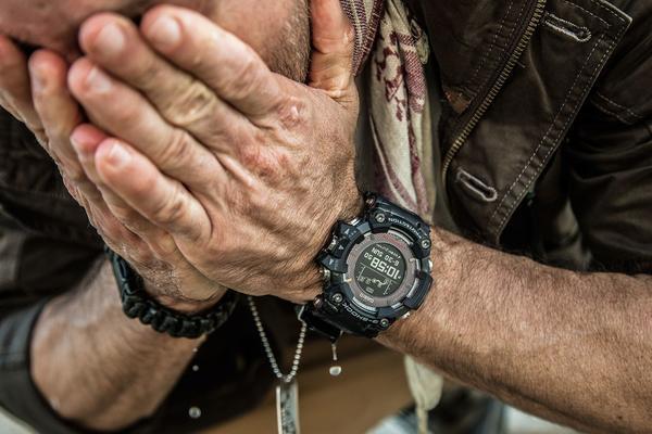 Часы Casio G-Shock Mudmaster и Rangeman