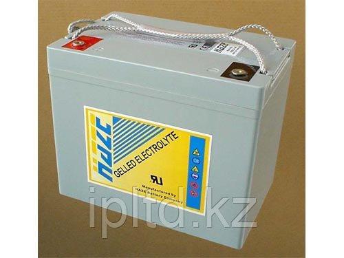 Гелевая аккумуляторная батарея 12В/80 Ач. Haze HZY12-80