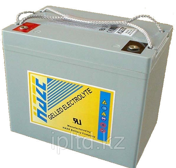 Гелевая аккумуляторная батарея 12В/90 Ач. Haze HZY12-90