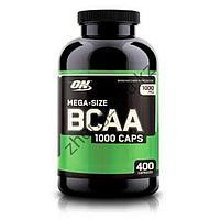 Optimum Nutrition BCAA 1000 (400 капсул)