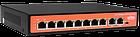 Коммутатор Wi-Tek WI-PS510V с PoE , фото 2