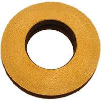 Bluestar Extra Small Round наглазник замша, желтый, фото 1