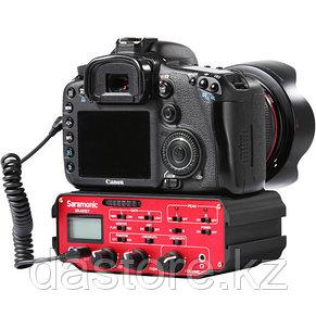 SARAMONIC SR-AX107 2-кaнaльный aудиоaдaптер, фото 3