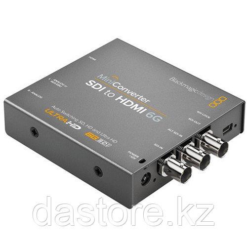 Blackmagic Design Mini Converter SDI to HDMI 6G миниконвертер