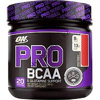 Optimum Nutrition Pro BCAA fruit punch, 390г