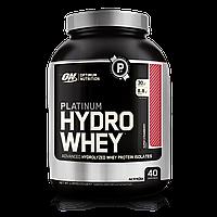 Гидролизат Optimum Nutrition Platinum Hydro Whey (1,6 кг)