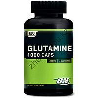 Глютамин Optimum Nutrition 120 капсул