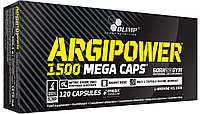 Аргинин Olimp ArgiPower 1500 Mega Caps (120 капсул)