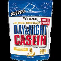 Казеиновый протеин Weider DAY and NIGHT Casein (500гр )