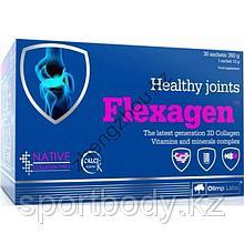 Для суставов и связок Olimp Flexagen (30 порций)