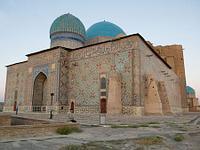 Экскурсии и туры в Туркестан