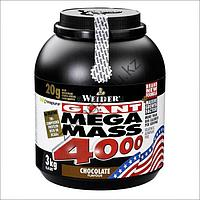 Гейнер Weider Gaint Mega Mass 4000 (3 кг)
