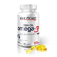 Омега 3 Be First OMEGA-3 и Витамин E (90 капсул)