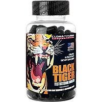 Трибулус Black Tiger Cloma Pharma (100 капсул)