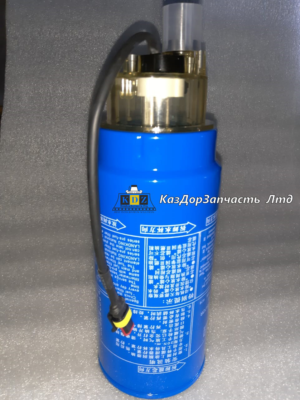 Топливный фильтр (с подогревом) 612600081335