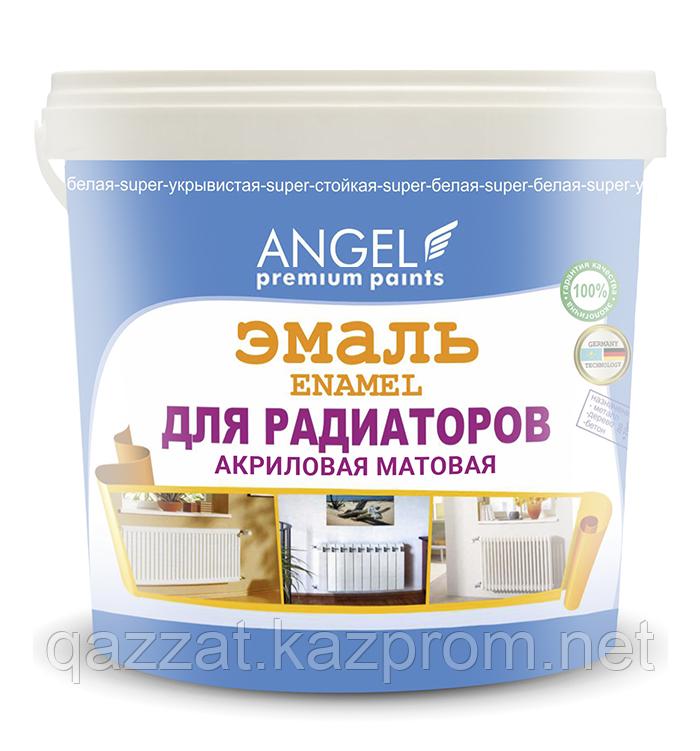 """Эмаль акриловая матовая """"Angel"""" ENAMEL"""