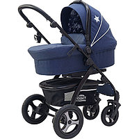 Детская коляска Rant Alaska 2 в 1 (blue Jeans)