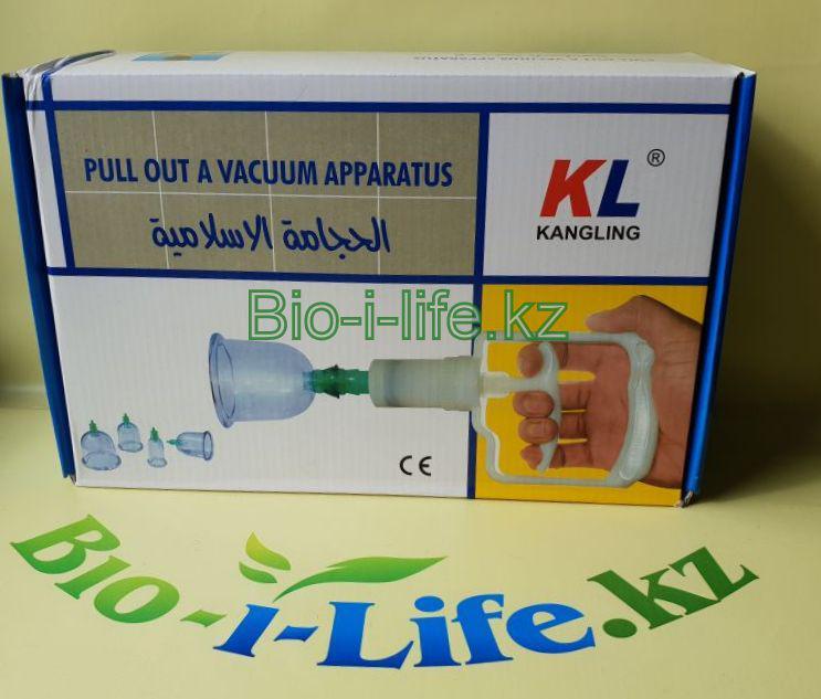Вакуумные массажные банки (Хиджама) 12 банок в упаковке