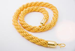 Лента для парфлекса (золото)