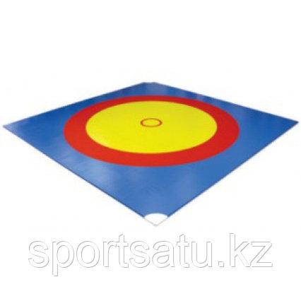 Ковер борцовский трехцветный 12 х 12 м (Покрышка)