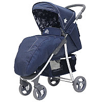 Прогулочная коляска  KIRA Plus (Jeans blue), фото 1